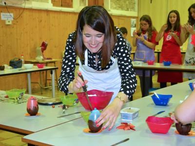 Talleres de cocina para niños y adultos