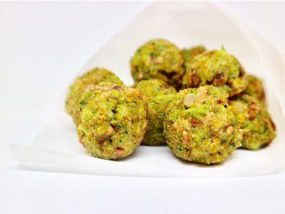 albondigas brócoli y champiñón